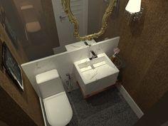 Lavabo - Apartamento Residencial