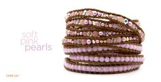 Love my Chan Luu bracelet!  Want more!