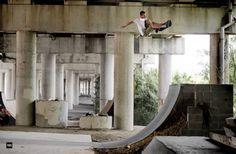 pure skateboarding