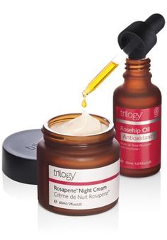 Start a good day the night before. NEW Rosapene Night Cream works with your skin's own natural process of regeneration while you rest. www.trilogyproducts.com/products/rosapene-night-cream