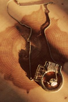Phoenix Rising Necklace. $48.00, via Etsy.