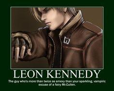 Leon Kennedy by SilentCrescent.deviantart.com