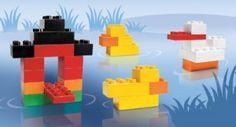 """""""Лего"""" для малышей"""