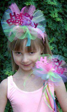 Happy birthday fairy princess! #fairyfinery #afairynextdoor #fairyprincess #princessheadband #princesswand #happybirthday #birthdayprincess #discovermagic #madeintheusa