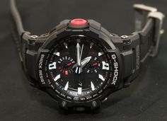 Casio G-Shock Aviation Watch Really love these G Shocks, Fancy Watches, Cool Watches, Watches For Men, Casio G Shock Watches, Casio Watch, Casio Vintage, Amazing Watches, Outdoor Gear, Aviation