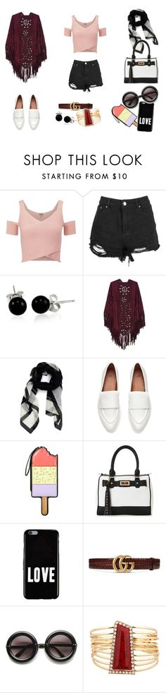 """""""Class"""" by mmonstter ❤ liked on Polyvore featuring Lipsy, Bling Jewelry, Givenchy, IMoshion and Gucci"""
