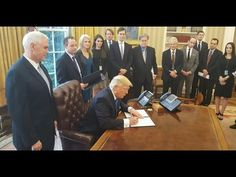 Breaking! President Trump orders YUGE construction project that will mak...