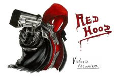 Red Hood Arkham Knight by AustinToya on DeviantArt Jason Todd Robin, Red Hood Jason Todd, Nightwing, Batgirl, Batman Arkham Knight Wallpaper, Red Hood Wallpaper, Hood Fan, Couples Comics, Jay Bird
