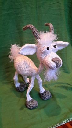 Ravelry: afrsss' Gus the Goat 2