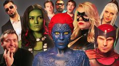 Ladies of Rap: Marvel Mavens (ft. Jacksfilms, Brock, Flula, Olga, JoeNat...