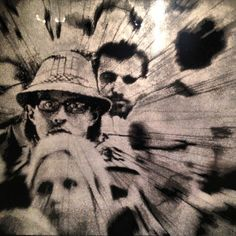 Logan Hicks Stencil Art
