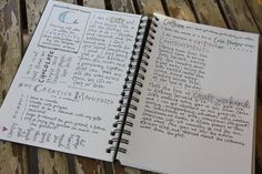 gorgeous handwriting and design   I wish that I would pursue journaling more regularly and be more creative in my lettering.  I admire all the young people that inspire me.