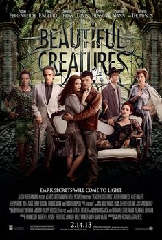 Beautiful Creatures (i should probably read the book first)