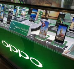 The newest smartphones from #Oppo! Visit the booth at 2nd floor of @smcity_stamesa from Aug 1-31 #smstamesacybermonth #smcybermonth #cyberzonetechsale #cybervasion @smsupermalls