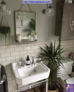 Bathroom Decor plants Have you used our tiles in your home Share your creation with us today to get featured with hundreds of stunning customer photos. Bad Inspiration, Decoration Inspiration, Bathroom Inspiration, Decor Ideas, Minimalist Bathroom, Modern Bathroom, Small Bathroom, Bathroom Ideas, Bathroom Storage