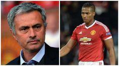 Mourinho: No existe un mejor lateral derecho que Antonio Valencia