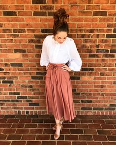 This weekend was the greatest. Church was wonderful, I got to see and make life long friends, and we celebrated 11 years of pastoring in… Cute Church Outfits, Church Outfit Winter, Sunday Outfits, Sunday Best Outfit, Skirt Outfits Modest, Modest Wear, Modest Dresses, Apostolic Clothing, Apostolic Fashion