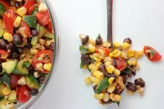 Zucchini and Corn Salad, Fresh Summer Salad, Easy Zucchini Salad, Zucchini and Corn, Corn and Black Bean Salad, Zucchini and Corn Salad, Fresh Summer Salad, Easy Zucchini Salad, Zucchini and Corn, Zucchini, Corn and Black Bean Salad Recipe