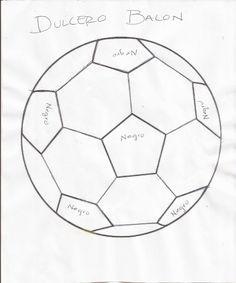 Cómo hacer un dulcero de fútbol en foamy   Manualidades