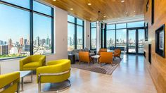 NO BROKERS FEE LUXURY LONG ISLAND CITY STUDIO APARTMENT, $2262 PER MONTH
