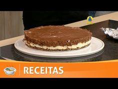 Santa Receita | Aprenda a fazer torta gelada de maracujá com Bruno Baumann - 30 de novembro - YouTube