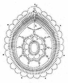 Crochet Leaves, Crochet Mandala, Crochet Doilies, Crochet Flowers, Crochet Butterfly Pattern, Christmas Crochet Patterns, Crochet Stitches Patterns, Crochet Ball, Thread Crochet