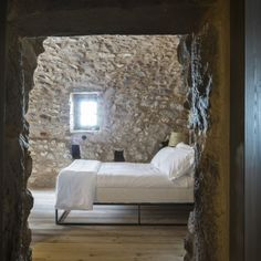 Tainaron Blue, new boutique hotel and rental in Greece, bedroom