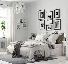 scandinavian style interior design on Behance