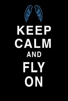 Keep calm, Maximum Ride fans!