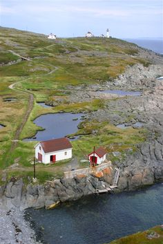 Beautiful Quirpon Island in Newfoundland, Canada
