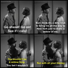 The Thin Man: William Powell and Myrna Loy