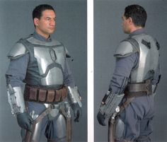 jango fett model - Google Search