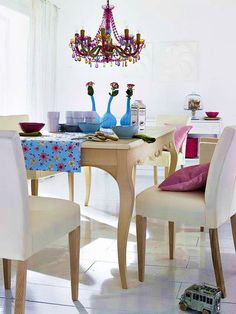 How To Bright Up Your Dining Room – 35 Cool Ideas   Shelterness