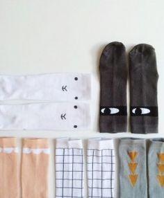 Hubble & Duke Grid socks