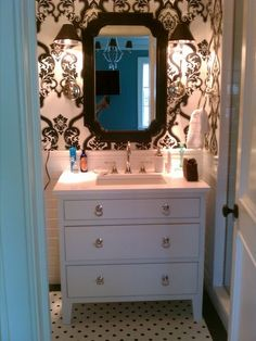Superieur Custom Vanity. Quality Cabinets Custom CabinetsCustom KitchensCustom VanityChicago  AreaBathroom ...