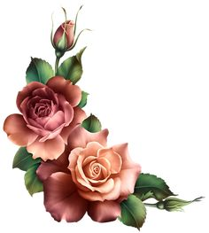 Victorian Flowers, Vintage Flowers, Art Floral, Flower Frame, Flower Art, Happy Birthday Wallpaper, Decoupage Printables, Beautiful Flowers Wallpapers, Flower Phone Wallpaper