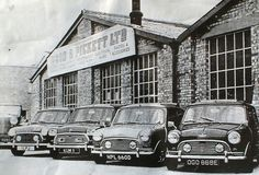 2 Millionth Mini & Issigonis Photo: This Photo was uploaded by Find other 2 Millionth Mini & Issigonis pictures and photos or upload your own. Classic Mini, Classic Cars, Monte Carlo Rally, Mini Countryman, Mini Cooper S, Mini S, Commercial Vehicle, Weird And Wonderful, Wonders Of The World