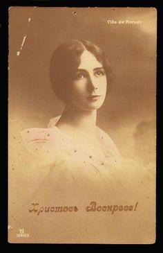 Cleo de Merode early 1900's