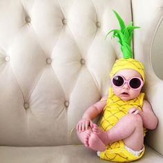 Carnaval: 21 fantasias fofas para bebês do Pinterest
