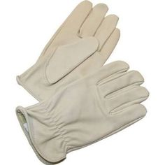 Value Leather Driving Gloves- washable gloves made with quality grain cowhide