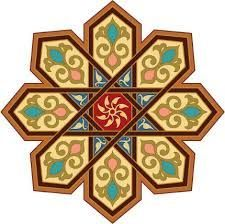 نتيجة بحث الصور عن تصميمات زخارف ورسومات نباتيه اسلاميه Pattern Art Islamic Art Pattern Islamic Patterns
