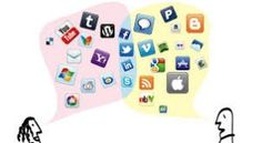 """Which Social Media Platforms Should You Be On?"" Visit At http://mmspark.com/7-step-social-media-strategy/"