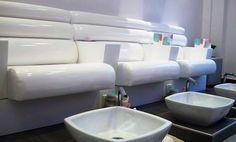 Thessaloniki, Sink, Bathtub, Interior Design, Shops, Fairy, Home Decor, Sink Tops, Standing Bath