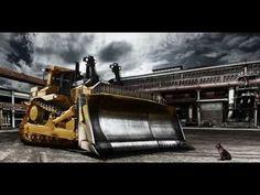 Heavy Equipment Monster Machines Calendar 2011