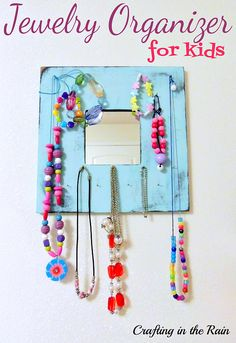 Jewelry Organizer for Kids