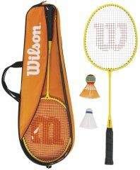 Wilson zestaw do badmintona Junior Badminton Kit 2 Pcs 3