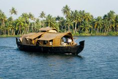 House boat ride in Gods own country