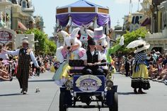 Easter is just a week away (April 20) and Walt Disney World is gearing up for the holiday with some great events the whole family can enjoy. Many different facets across the resort are getting in on the fun. In The Theme Parks Magic Kingdom