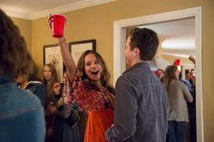 It's #FlashbackFriday let me take you back to the set of #13ReasonsWhy Here's a shot of Alisha Boe (Jessica) and Brandon Flynn (Justin) filming for one of the final episodes. The environment for this specific scene was very fun. This ;however, is also one of the harder to watch episodes, so I would definitely recommend taking in a few scenes at a time.
