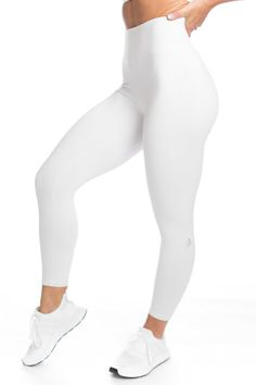 97ddde43727ba P'tula - The Mayra Plush Legging - Polar White. Buttery Soft Leggings,